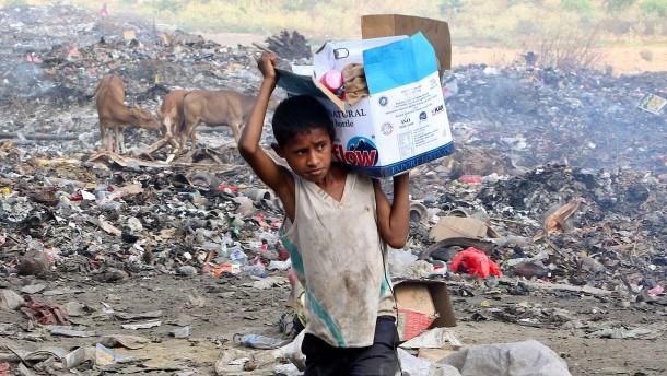 Wie ein kleines Land plastik-neutral werden will