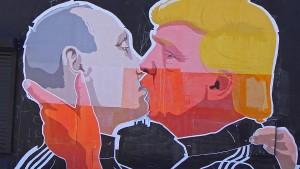 Die Suche führt nach Russland