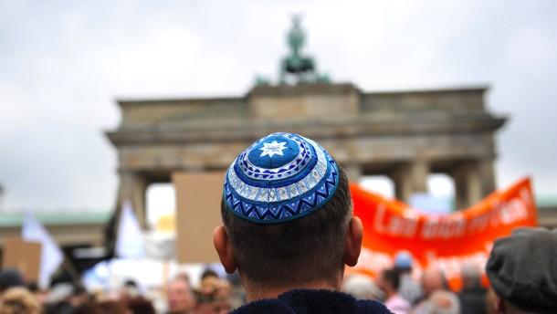 Juden fühlen sich in deutschen Großstädten bedroht