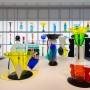 Mehr als ein Hobby: Jahrzehntelang arbeitete Ettore Sottsass mit Glas - jetzt sind die Arbeiten endlich gesammelt zu sehen.