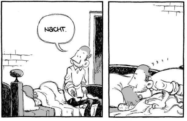 Comic/ Flix/Glückskind/4c
