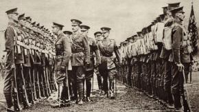 """Historisches E-Paper zum Ersten Weltkrieg:  """"How to get the men?"""""""