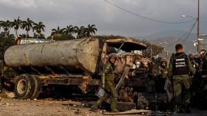 Tote und Verletzte in Grenzstädten