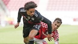Zurück im Zentrum von Mainz 05