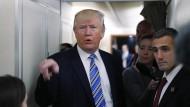 Donald Trump und die Steuer