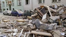 Frau nach Explosion in Wien tot geborgen