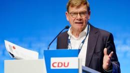 Wadephul fordert im U-Boot-Streit europäischen Schulterschluss