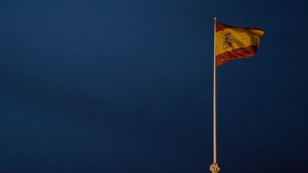 Regierungserklaerung zu Spanien-Hilfen