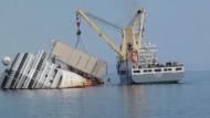 Die Ferienregion rund um die toskanische Insel Giglio bereitet sich auf einen zweiten Sommer mit Schiffswrack vor.