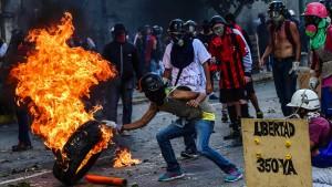 Tote bei Generalstreik in Venezuela