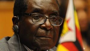 EU lockert Sanktionen gegen Zimbabwe