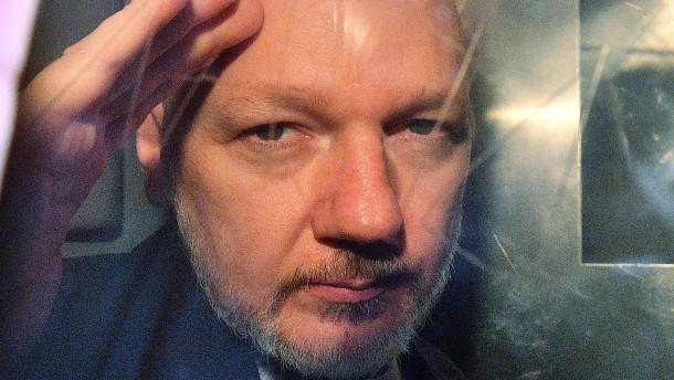 Assange scheitert mit Antrag auf Hausarrest