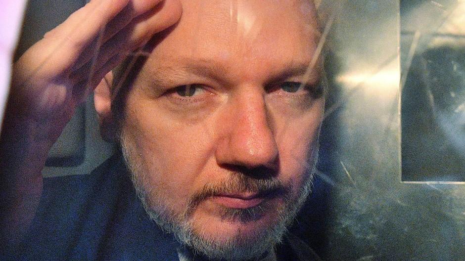 Kommt nicht frei: Julian Assange