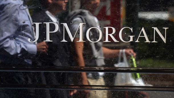 JP Morgan muss sechs Milliarden Dollar Strafe zahlen