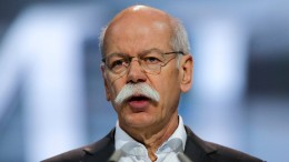 Daimler-Chef Zetsche hört auf