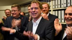 Ulf Kämpfer zum Kieler Oberbürgermeister gewählt