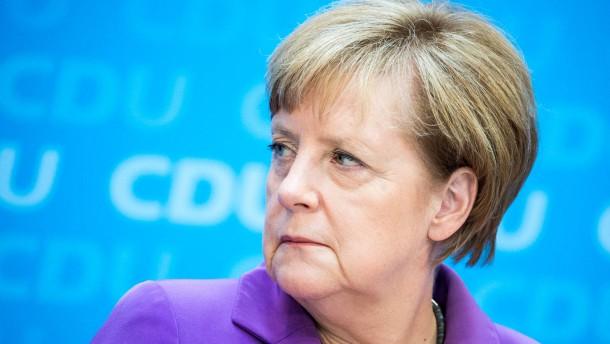 Persönlicher Brief an Merkel statt öffentlichen Showdowns
