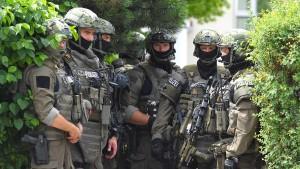 Bundesregierung erwog Einsatz der Bundeswehr in München