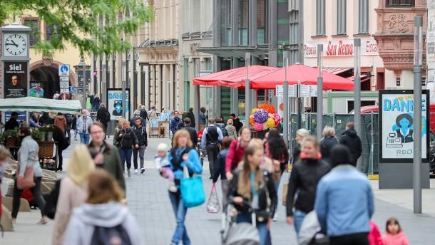 Sachsen erlaubt Fachmessen mit bis zu 1000 Teilnehmern