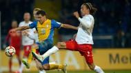 RB Leipzig muss Aufstieg abhaken