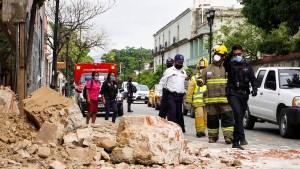 Mindestens sechs Tote durch Erdbeben in Mexiko