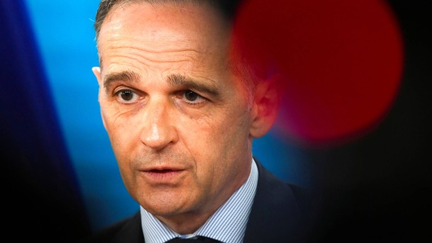 Maas fordert Ende der Kämpfe in Nahost