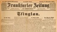 Frankfurter Zeitung 1914-11-08