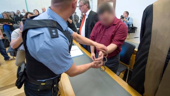 Lebenslange Haft im Prozess um Mord an achtjähriger Johanna