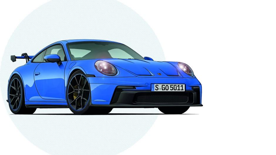 Maschinenmagie: Porsche 911 GT 3