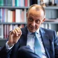 Wirft Angela Merkel Führungsversagen vor: der frühere CDU-Fraktionsvorsitzende Friedrich Merz