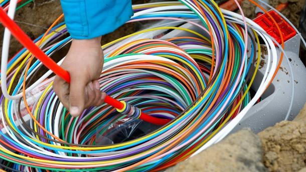 Wie Glasfaser zur Grundausstattung werden soll