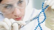 Die Glücklichen und die Gene
