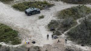 Berichte über Einsatz der Nationalgarde gegen illegale Einwanderer