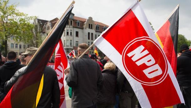 Starker Anstieg rechtsextremer Gewalt in Deutschland