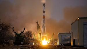 Nachschub für die ISS-Astronauten