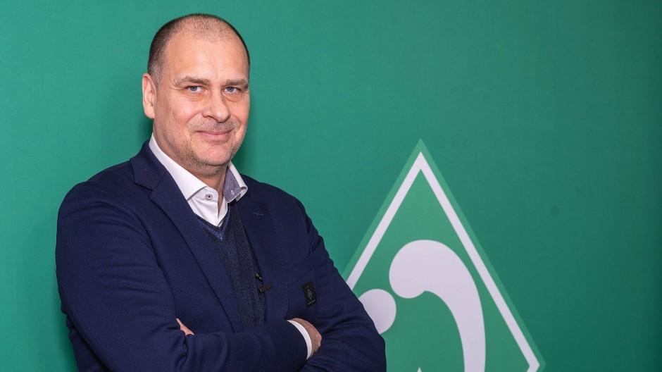 Werder-Bremen-Geschäftsführer Klaus Filbry