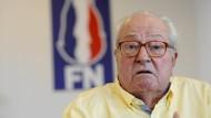 Jean-Marie Le Pen fordert Rücktritt seiner Tochter