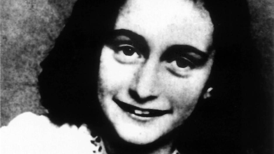 Anne Frank starb mit 15 Jahren im KZ Bergen-Belsen.