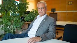 Bürgermeister Weiher in Wächtersbach wiedergewählt