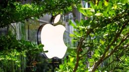 Apple ist wieder wertvollstes Unternehmen der Welt