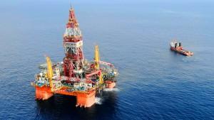 China sichert sich im Meer Öl und Einfluss