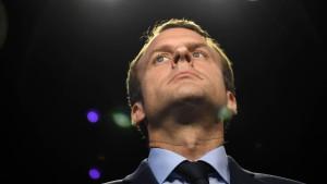 Die Romanze zwischen Frankreich und Macron ist schon zu Ende