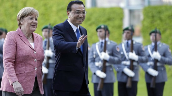 Deutschland und China beraten über engere Zusammenarbeit