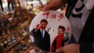 Der Kult um Xi Jinping kennt keine Grenzen.