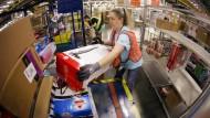 Amazon wird bestreikt - und keiner merkt's