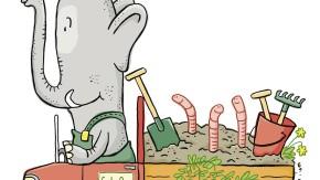Alles im grünen Bereich: Von Würmern und Elefanten