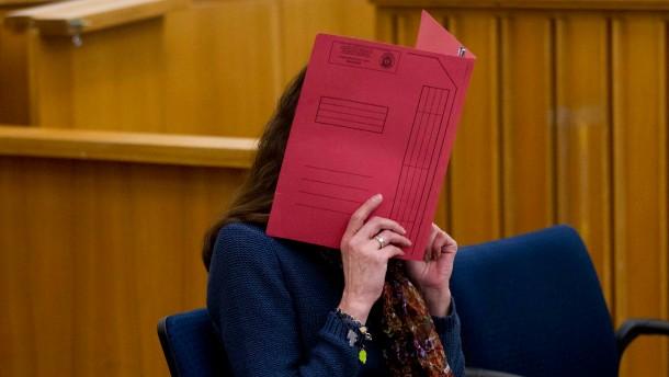 Urteil im Prozess um Toetung von zwei Babys erwartet