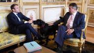 Ende August: Gabriel warnt EU-Staaten vor Spaltung durch China