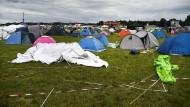 Wie sicher sind Festivals?