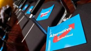 AfD in Sachsen will Anzeige erstatten